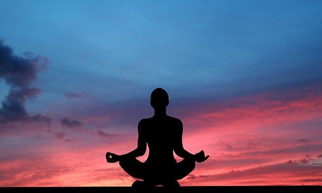 内観と瞑想
